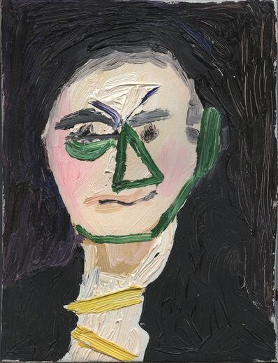 Marliz Frencken, 'Goya is crazy', 1985