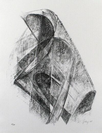 Rudolf Belling, 'Entwurf für eine Plastik', 1968