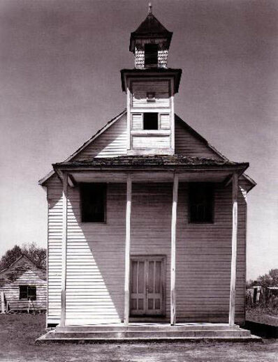 Walker Evans, 'Negro Church, South Carolina', 1936