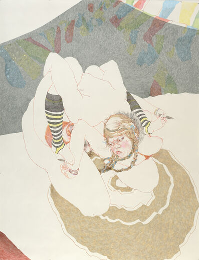 Josephine Taylor, 'Pack Heat/Elbow Strike', 2011