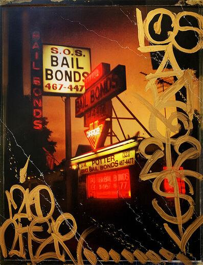 "Jim McHugh, 'Bail Bonds (Collaboration with ""PRIME"" Reza)', 2017"