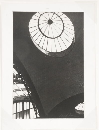 Mark Freeman, 'Circular Ceiling Window (from the original Penn. Station, NYC)', 1965