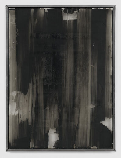 Gerhard Richter, 'Grau hinter glas 876-6', 2002