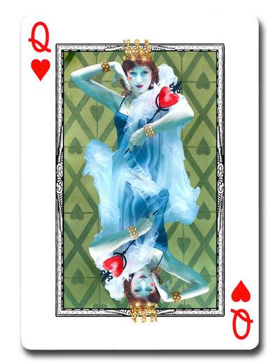 Kathleen Wilke, 'Queen of Hearts', 2015
