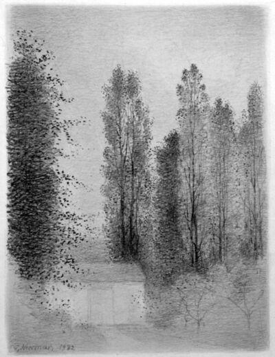 Gunnar Norrman, 'Tradgardshuset (Garden House)'