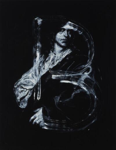 Massimo Pulini, 'Ut pictura – B', 2018