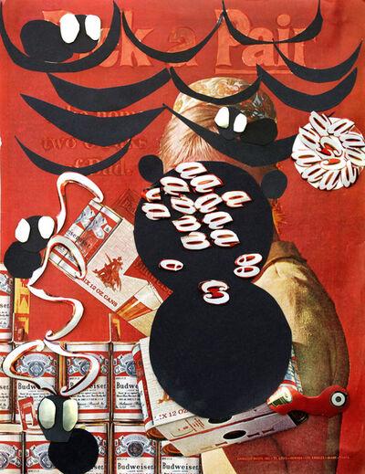 Claudia del Rio, 'De la Serie Cometer C y C. Todo el año es navidad 2', 2008