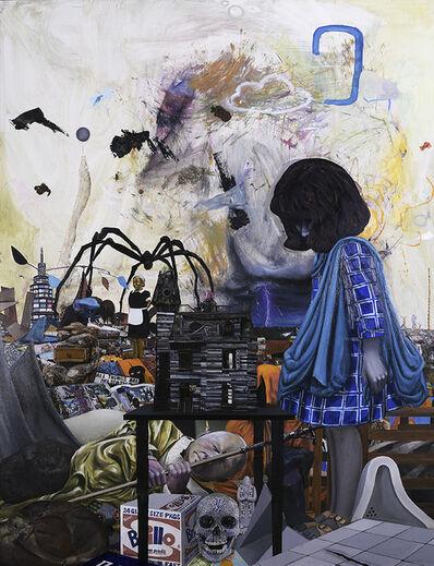Tinho, 'Sea of works of art', 2017
