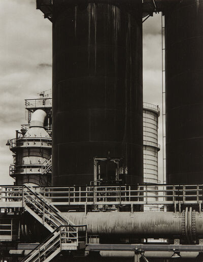 Paul Strand, 'Steel Mill, Helwan, Egypt', 1959