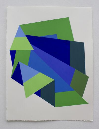 Rachel Hellmann, 'Pivot', 2017