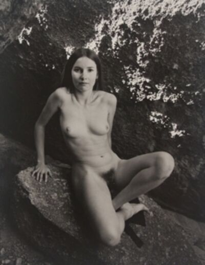 Jack Welpott, 'Shelly', ca. 1970