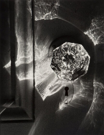 Ruth Bernhard, 'Doorknob', 1975-printed later
