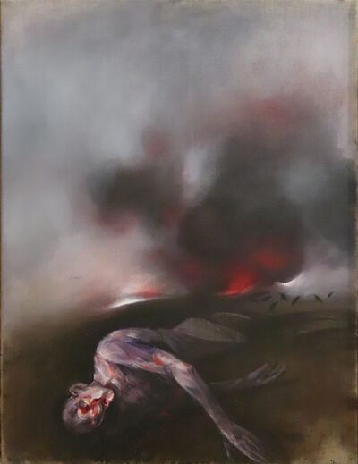 Vladimir Velickovic, 'Paysage', 2016