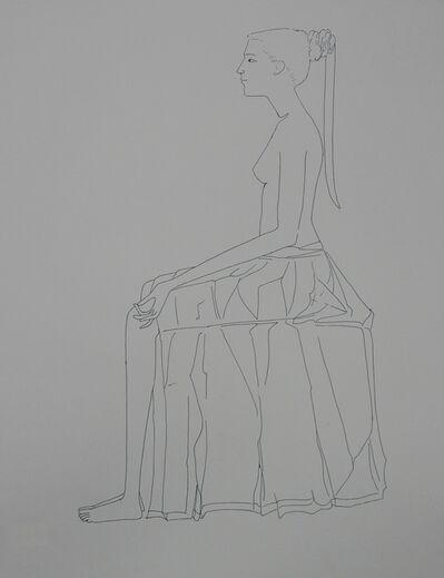 Surendran Nair, 'Untitled (Drawing 5)', 2016-2017