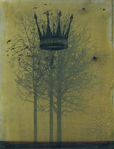 Moris, 'Falso hombre árbol (macho)', 2014