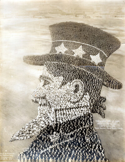 Mole and Thomas, 'The Living Uncle Sam', 1919