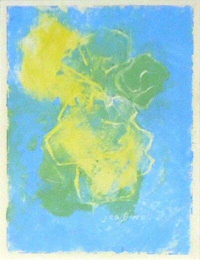 Judy McGragor Caldwell, 'Yellow Pansies', 2017