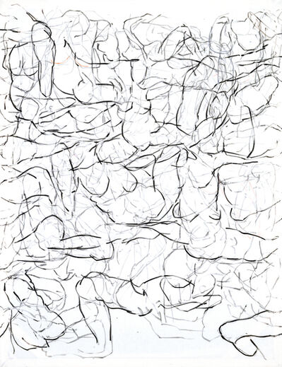 Konstantinos Berdeklis, 'Traces (8)', 2020