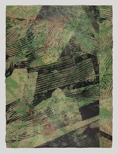 Sam Gilliam, 'Dogon III', 2005