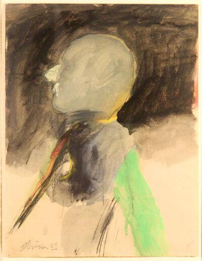 Nathan Joseph Roderick Oliveira, 'Head', 1959