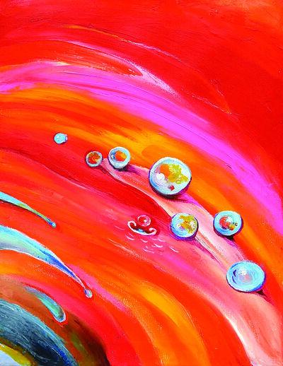 Atsuko Mu Yuma, 'Drop of Water No.1', 2019