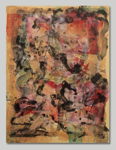 Ed Moses, 'Untitled Abstraction', 1992-2009