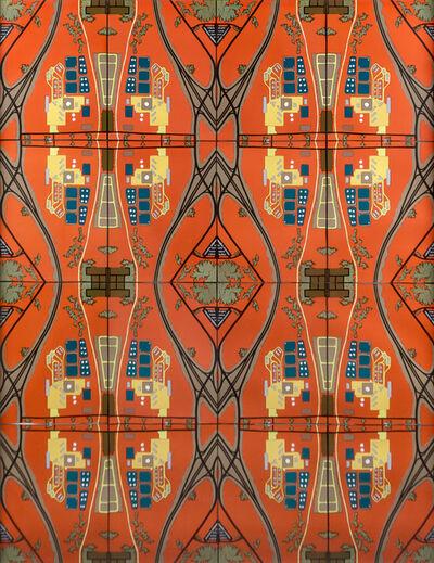 Andrea Zittel, 'Sprawl I', 2002