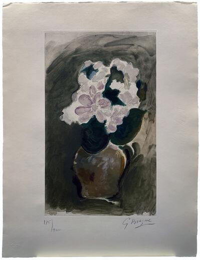 Georges Braque, 'Bouquet dans un Vase ', 1953