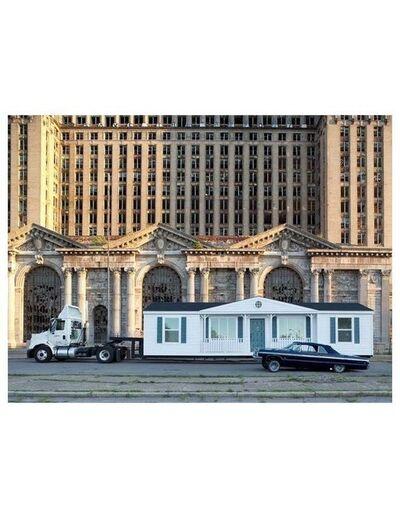 Mike Kelley, 'Mobile Homestead', 2010