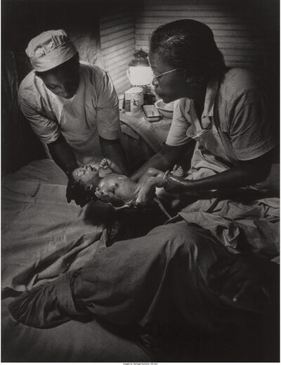 W. Eugene Smith, 'Nurse Midwife', 1951
