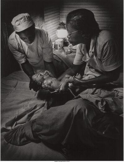 W. Eugene Smith, 'Nurse Midwife', 1951