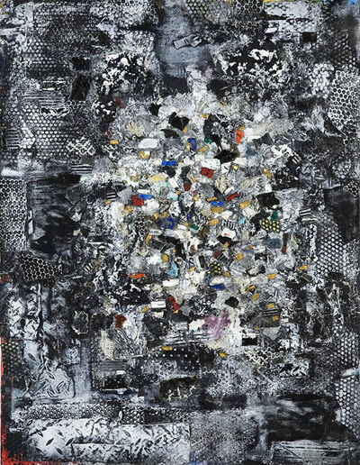 Jack Whitten, 'Mask of God I (For Joseph Campbell)', 1987
