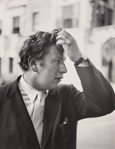 Philippe Halsman, 'Peter Ustinov', 1950