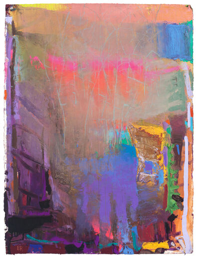 Brian Rutenberg, 'Under the Pines 3', 2020