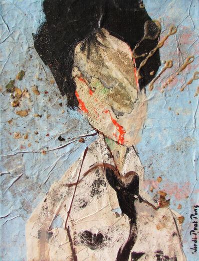Jordi Prat Pons, 'AMB CORBATA NEGRE II', 2018