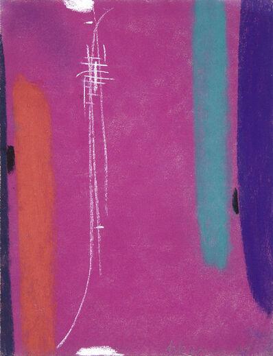 Max Ackermann, 'Hymne (Mikrophonie)', 1964