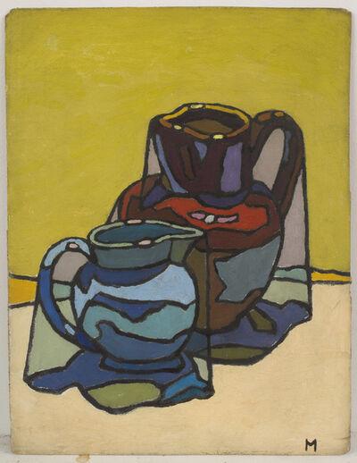Cyril Mann, 'Two Jugs', 1956
