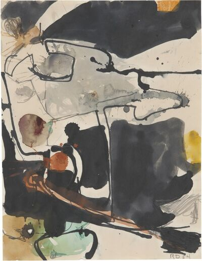 Richard Diebenkorn, 'Untitled', 1954