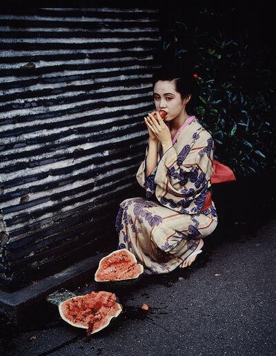 Nobuyoshi Araki, 'Colorscapes', 1991