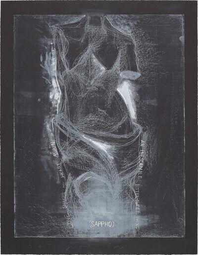 Jim Dine, 'Night Venus and Sappho', 1985