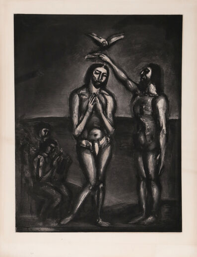 Georges Rouault, 'Know ye not... from the Misere Portfolio', 1927