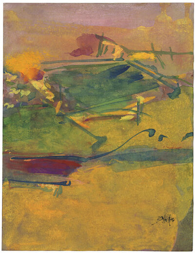 Saul Leiter, 'Departure', 1992