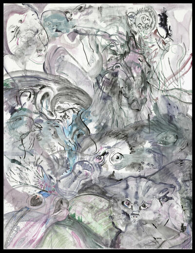Cecily Brown, 'Untitled (CB 1 24 3A)', 2011