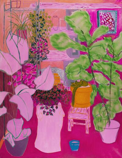 Anna Valdez, 'Pink Studio ', 2016
