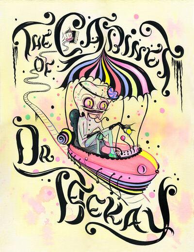 Camille Rose Garcia, 'Dr. Deekay Cover'