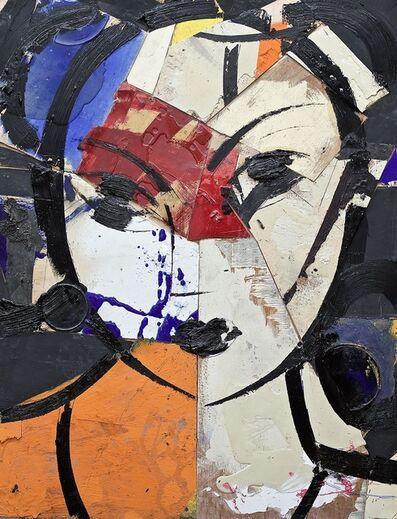 Manolo Valdés, 'Matisse como Pretexto en Blancos', 2019