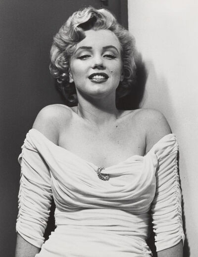 Philippe Halsman, 'Marilyn', 1952