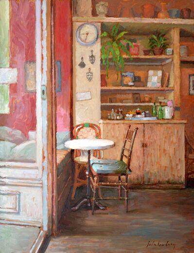 Paul Schulenburg, 'Cafe Panino'