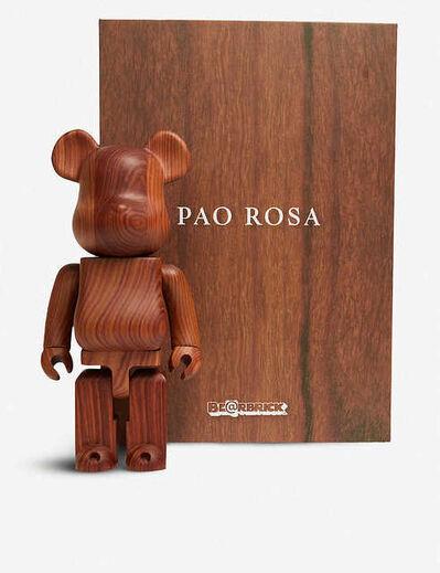 BE@RBRICK, 'BE@RBRICK KARIMOKU PAO ROSA ROSEWOOD EFFECT 400% FIGURE', 2019