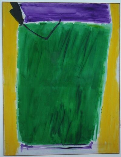 José Guerrero (b. 1914), 'Elm Green', 1988